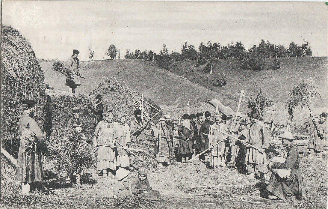В окрестностях Казани