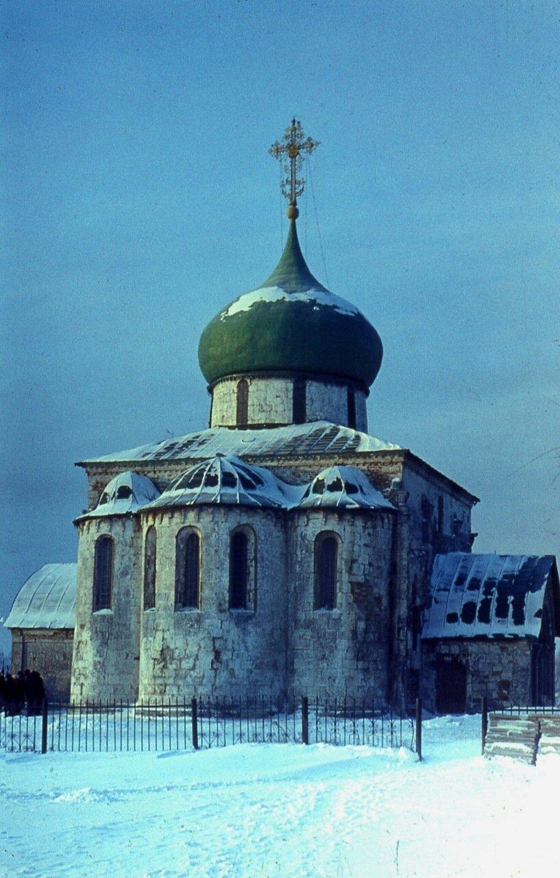 4.  Георгиевский собор