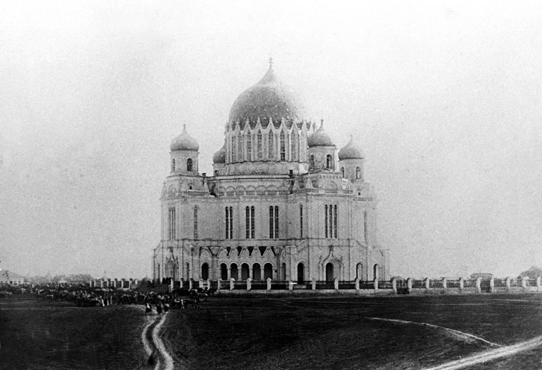 Александро-Невский собор. 1880-е