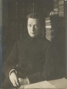 Член IV Государственной Думы А.Ф.Керенский. 1914