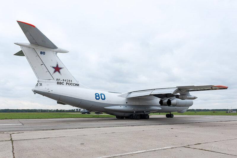 Ильюшин Ил-78М (RF-94283 / 80 синий) ВВС России D707408