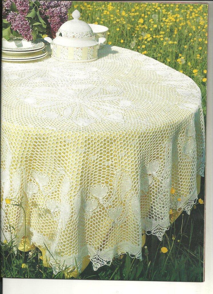 векторе эйфелева вязание спицами скатерти фото потрясающая кухня