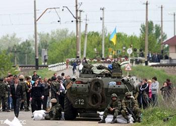 Москва настаивает на немедленном прекращении Киевом спецоперации на юго-востоке
