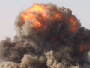 Взрыв на одной из заправочных станций Кишинёва