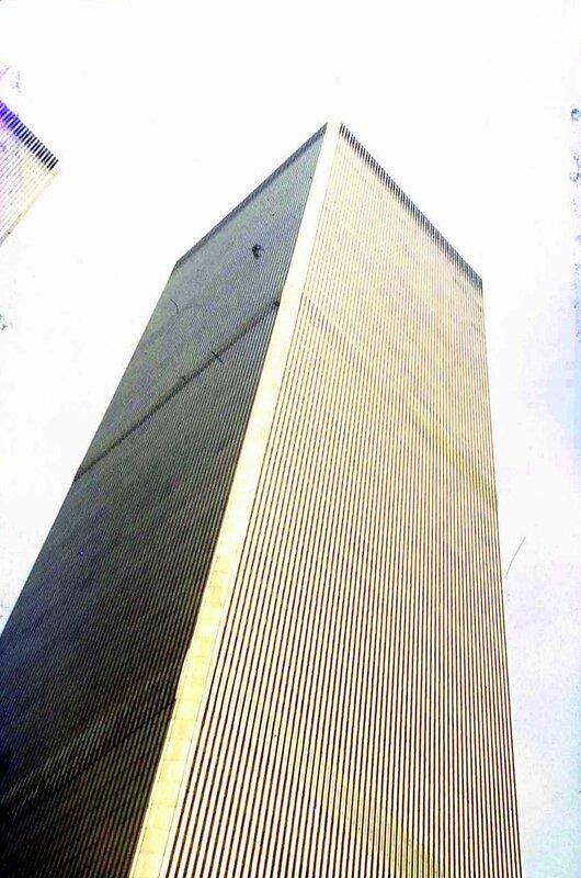 New York. WTC. 1991