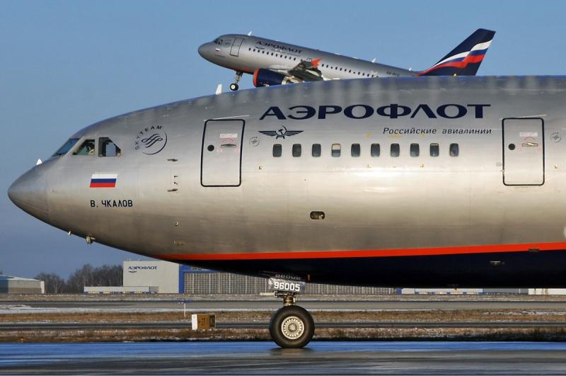 Группа компаний «Аэрофлот» терпит убытки в первом полугодии