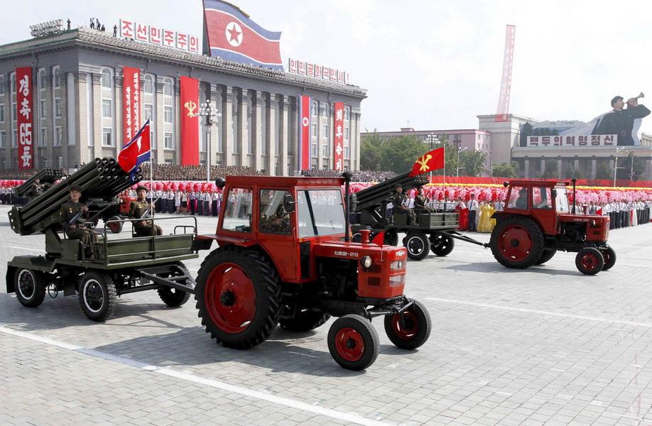 Северная корея тратит на содержание