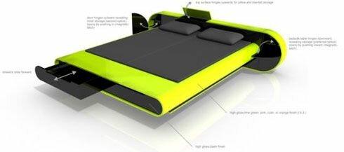 Умная кровать для комфортного сна