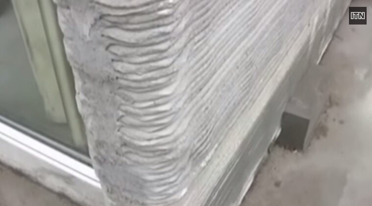 Как быстро построить дом? Нужно его напечатать!