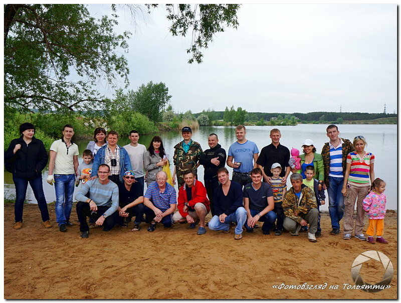 День очистки водоемов Тольятти