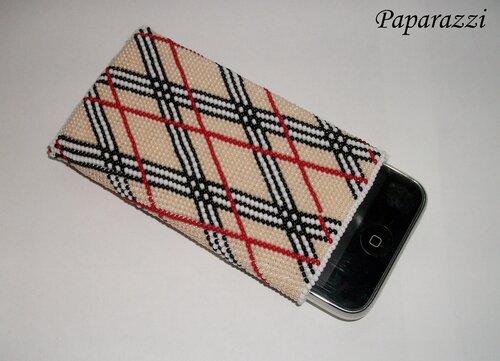 чехлы для телефонов из бисера схемы для начинающих