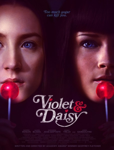 Виолет и Дейзи / Violet & Daisy (2013/DVDRip/1400Mb/700Mb)