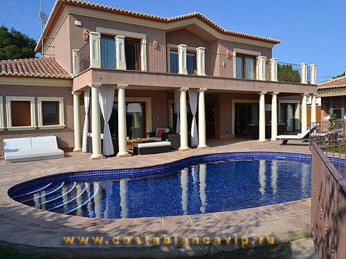 Вилла в Moraira, вилла в Морайре, вилла люкс, современная вилла, дом в Морайре, вилла в Испании, недвижимость в Испании, дорогая вилла в Испании, вилла на Коста Бланка, Costa Blanca, CostablancaVIP, первая линия пляжа, вилла с пляжем