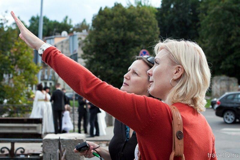Пешеходная экскурсия по Вильнюсу с гидом