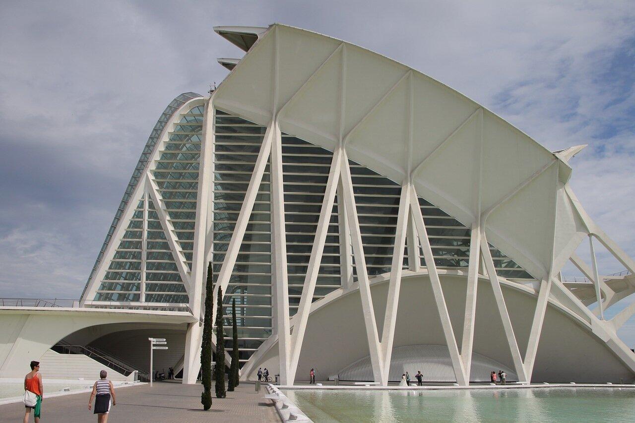 Valencia. City of arts and sciences