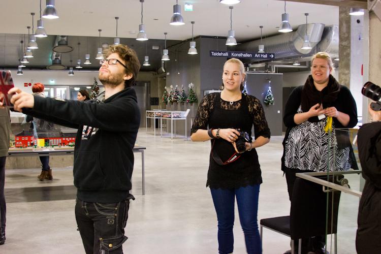 Галерея современного искусства Art Factory. Порвоо, Финляндия.