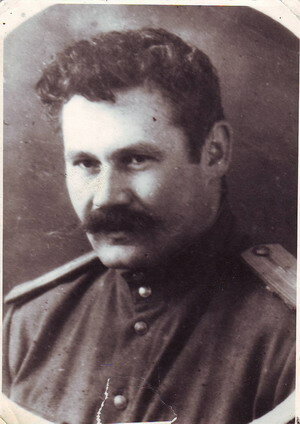 Акрам Алимович Яхин 1945 г