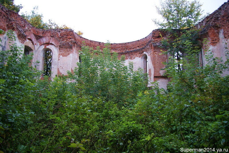 Юрьев-Польский - бывший Петропавловский монастырь