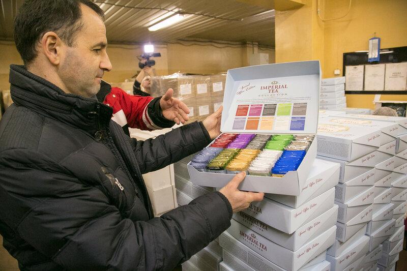 Михаил Сапунов встретился с предпринимателями Нахабина
