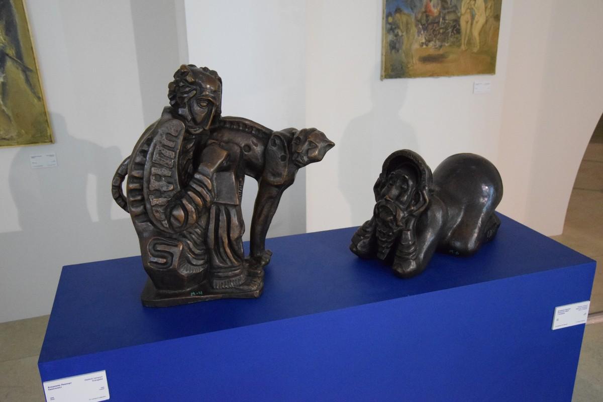 Скульптуры, которые мы не видим
