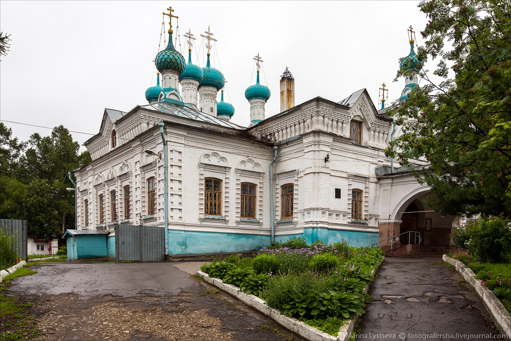 От Перми до Костромы