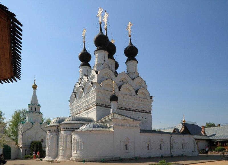 Свято-Троицкий собор Свято-Троицкого монастыря, Муром