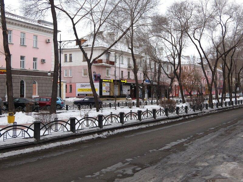 Абакан - Проспект Ленина