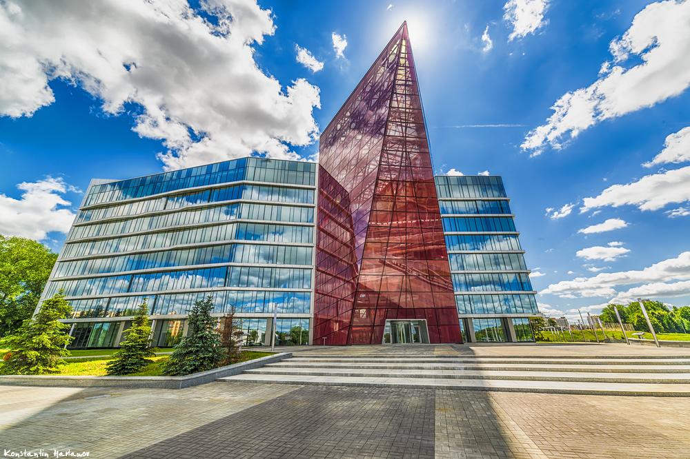 новая штаб-квартира Белорусской калийной компании