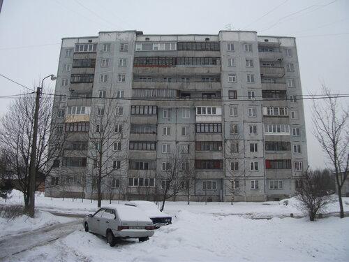 Рябовское шоссе 121к2
