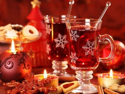 Пунш новогодний