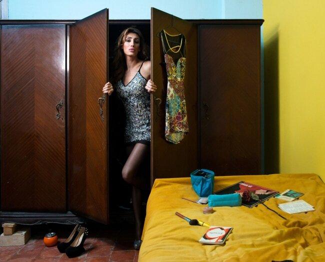 Женские спальни