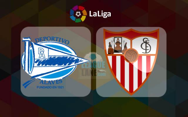 Алавес – Севилья (14.01.2018) | Чемпионат Испании 2017/18 | 19-й тур