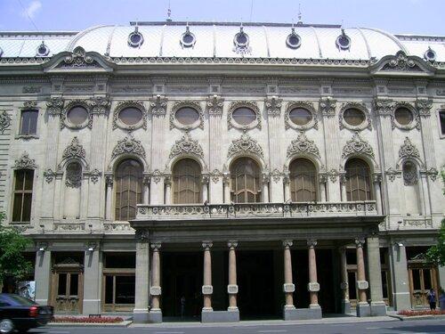 драмтеатр в Тбилиси.JPG