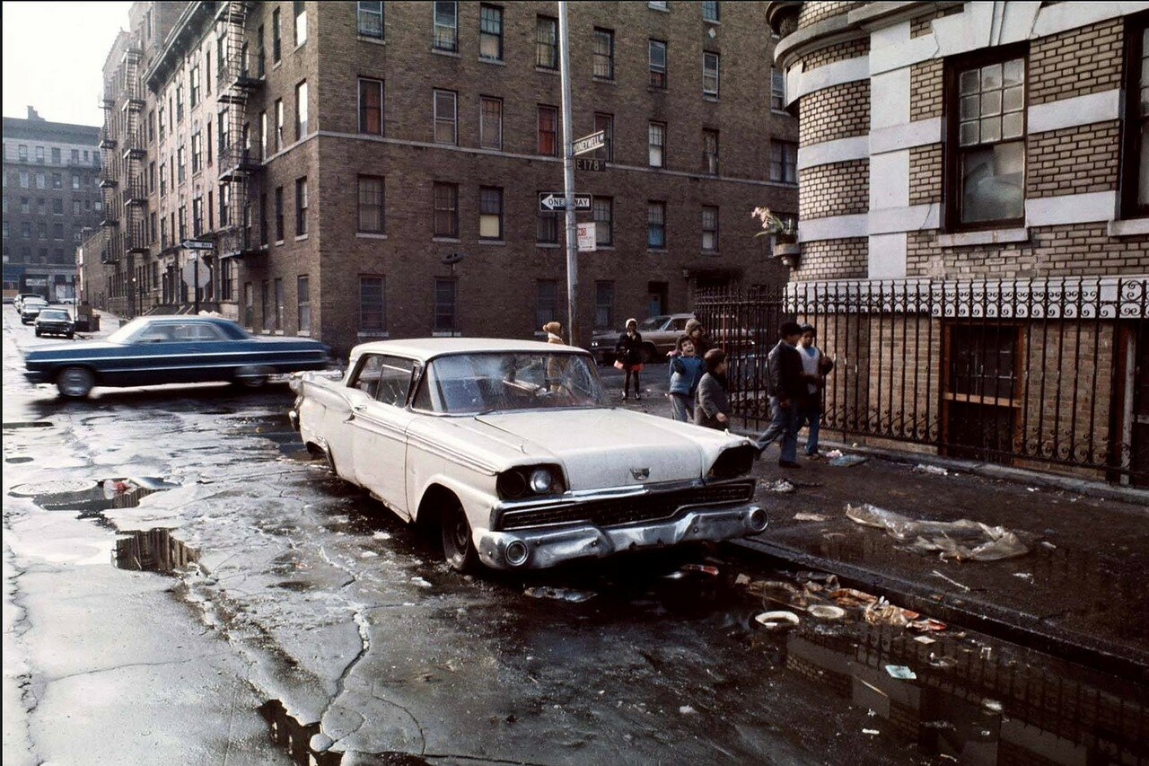 Old photos of the bronx