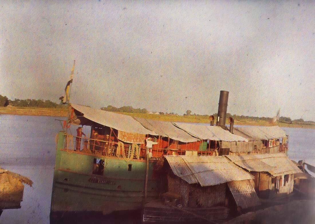 Китайские халупы. 1915
