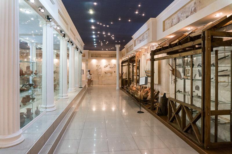 Археологический музей античной Горгиппии в Анапе