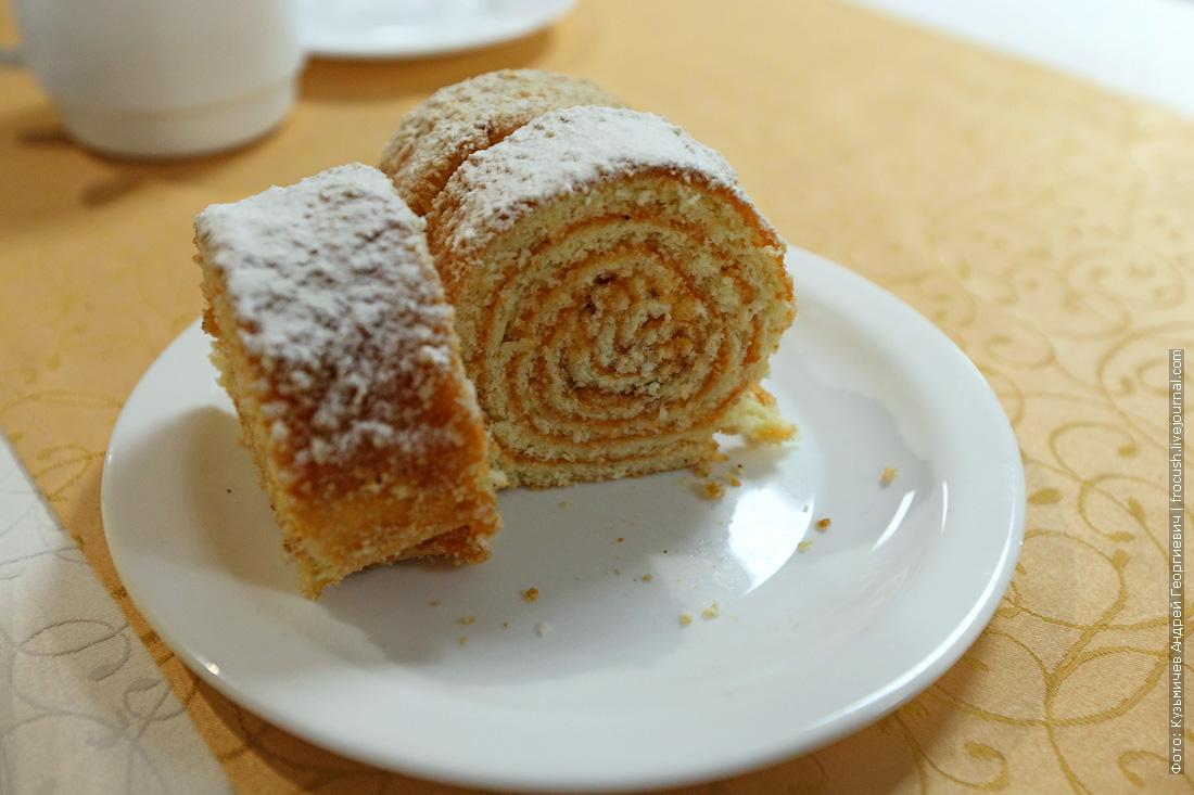 круиз в Казахстан на теплоходе Русь Великая меню ресторана