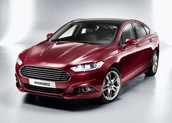 В конце 2014 года на рынок выйдет пятое поколение Ford Mondeo