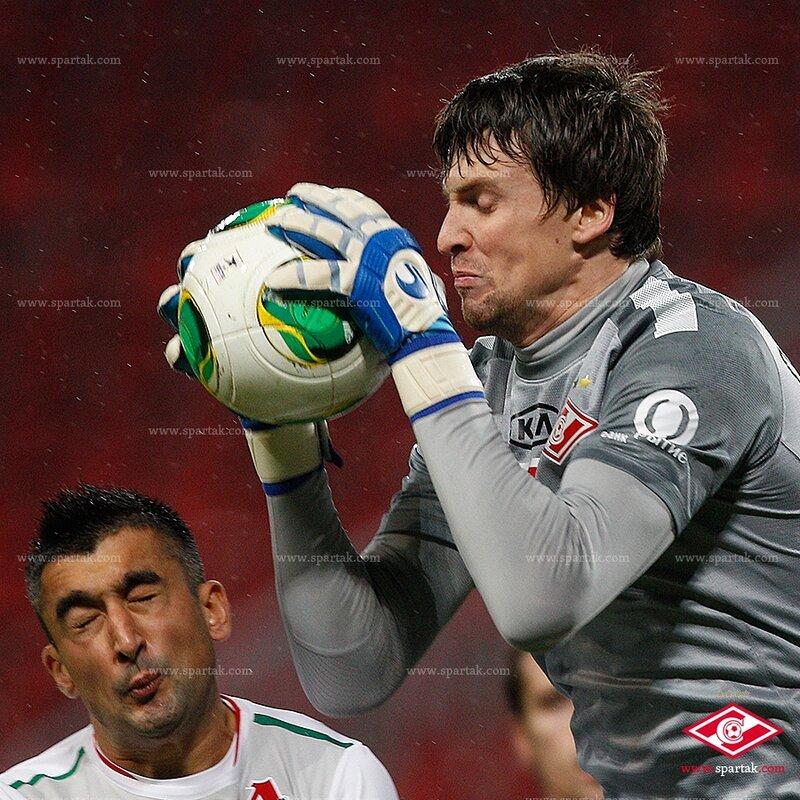 «Спартак» vs «Локомотив» 1:3 Премьер-лига 2013-2014 (Фото)