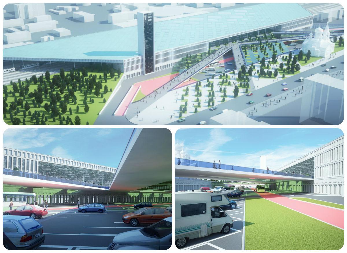 проект тверского вокзала