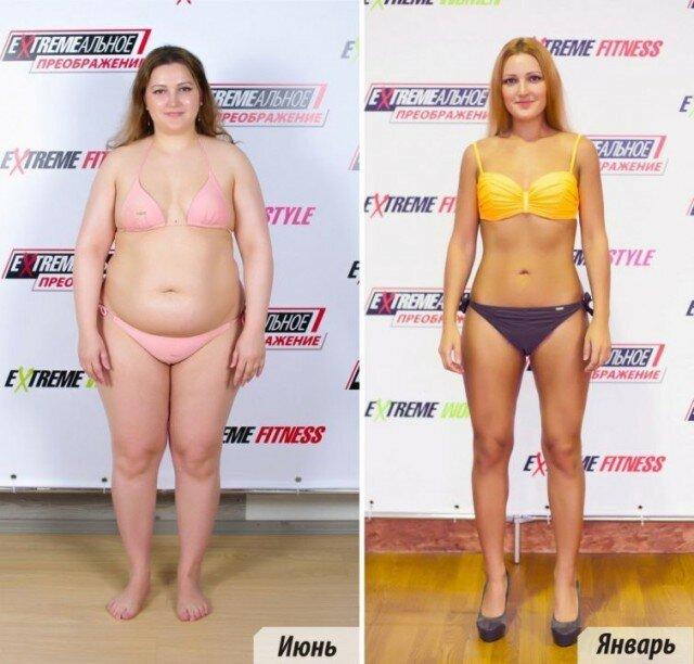 похудеть на 3 кг за месяц меню