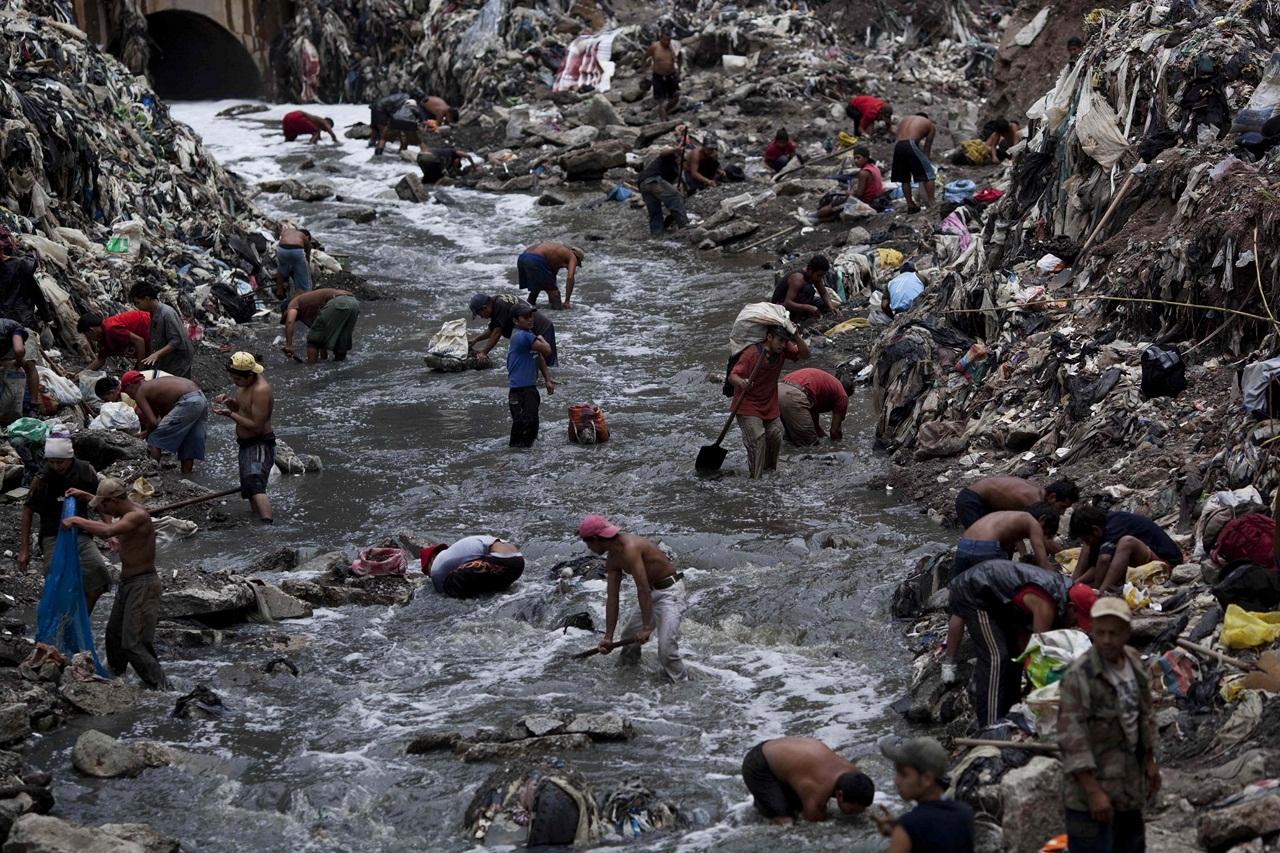 APTOPIX Guatemala The Mine