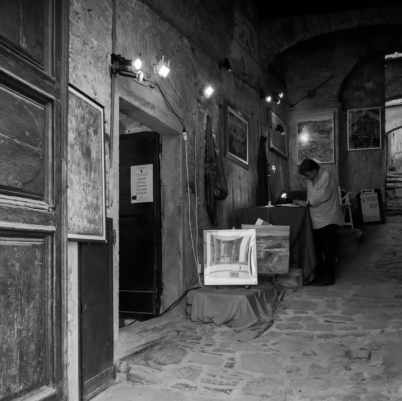 Italy. Tuscany. Dmitry Marin