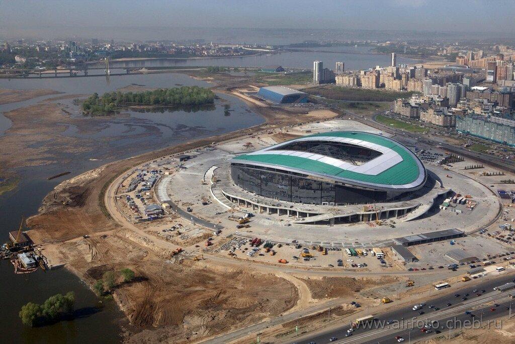 строящиеся стадионы россии фото печати бейджей настольных