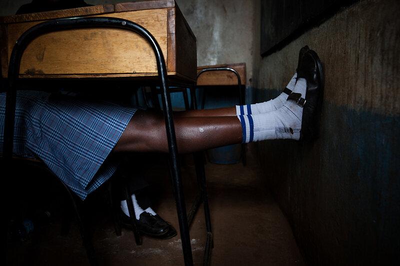 Образование девочек в Кибера