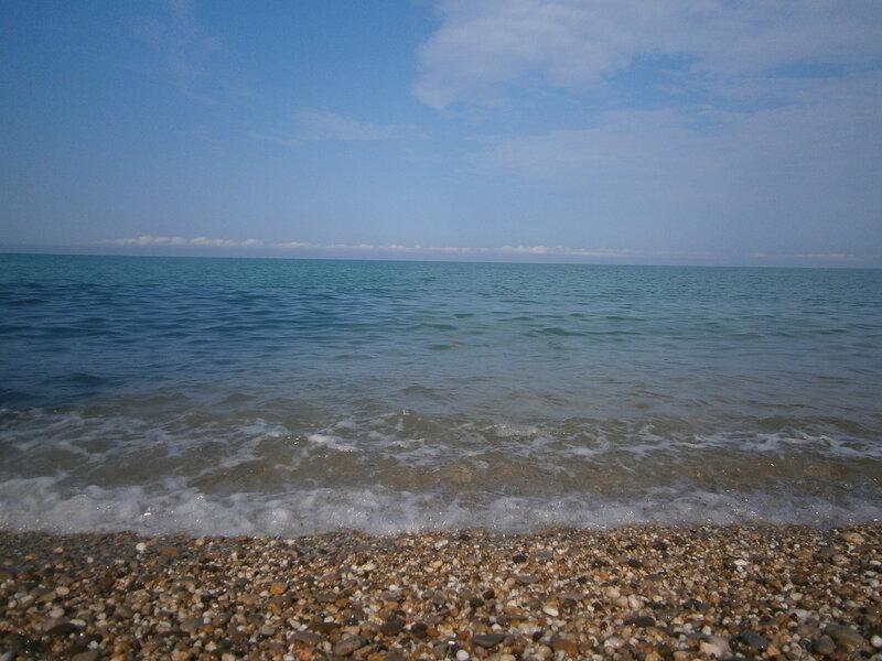 Кача. Море. Утро