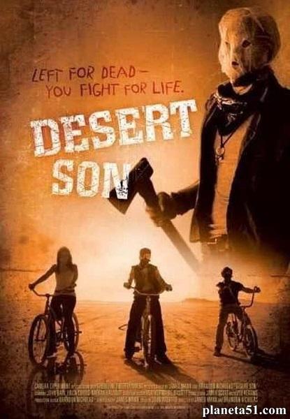 Сын Пустыни / Desert Son (2010/DVDRip)