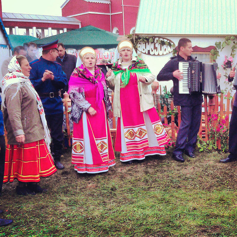 фестиваль, хотмыжская осень, хомыжск, борисовскйи район, 2013