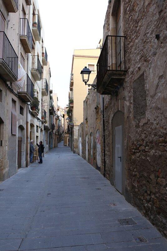 Tarragona. Old Town. Таррагона. Старый город.