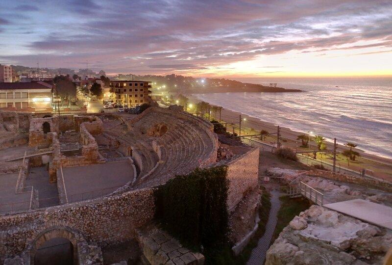 Tarragona. Amphiteatre Romano